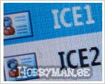 Mobilkontakterna ICE 1 och 2