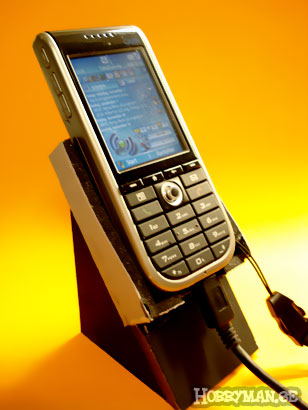 Din mobilhållare är klar för användning