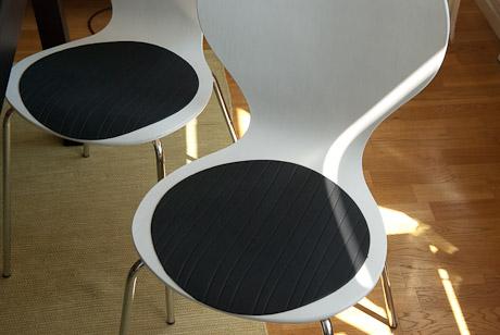 Färdiga stolar